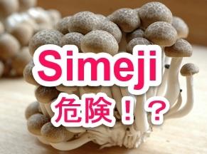 Simeji(シメジ)は危険なアプリ?