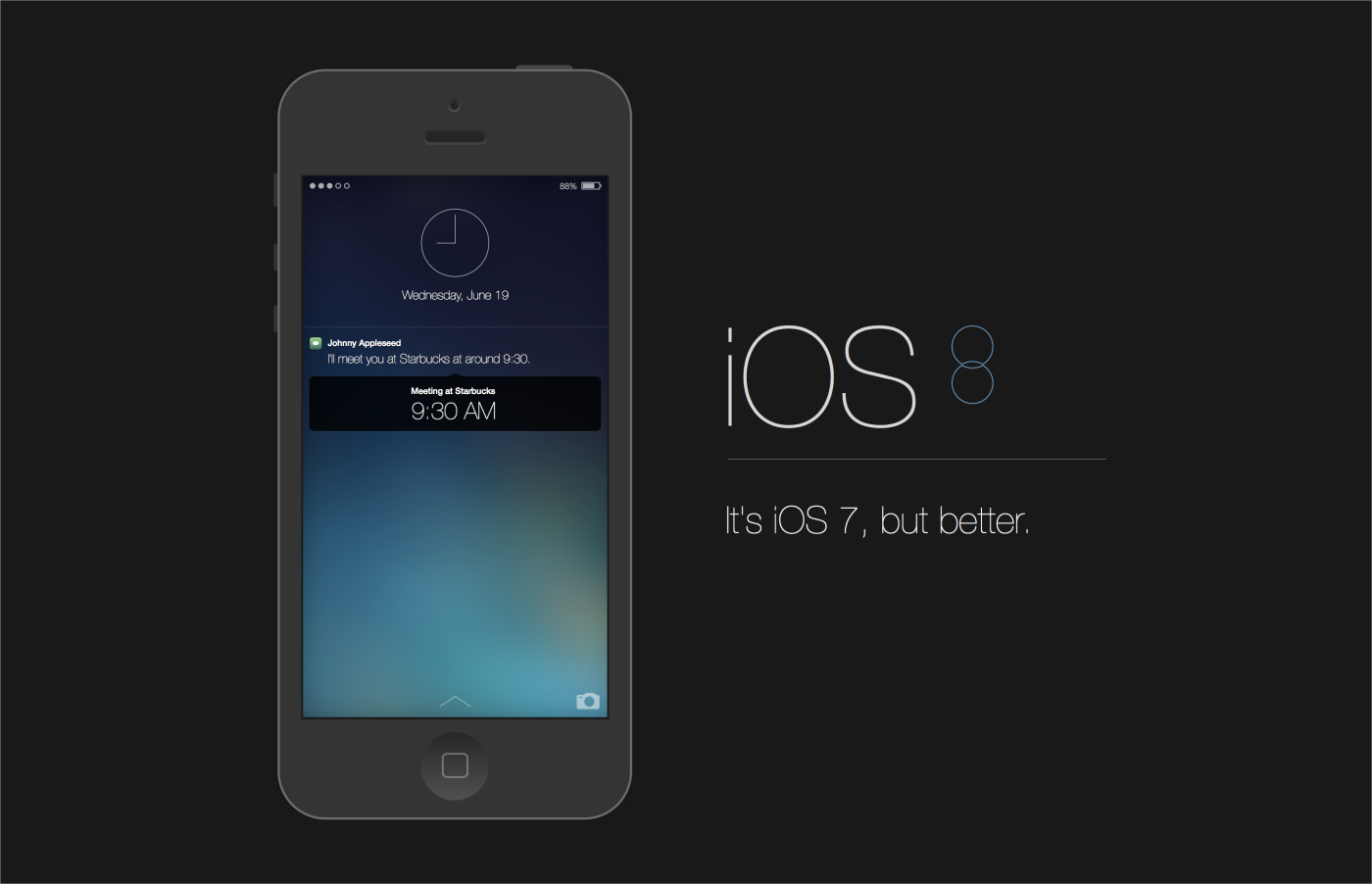 iOS8.1の新機能を解説