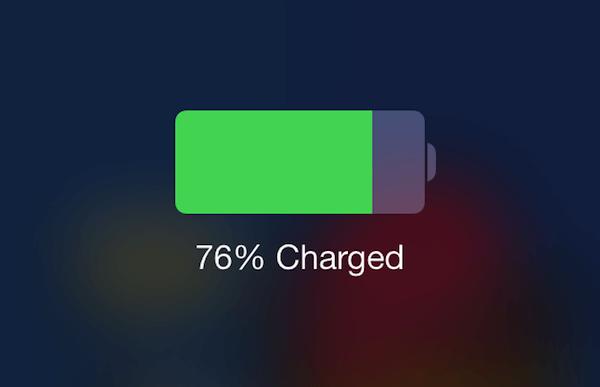 iOS9.3でバッテリーの減りが早くなる