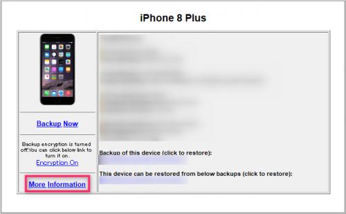 WindowsでiPhoneの充電回数を調べる