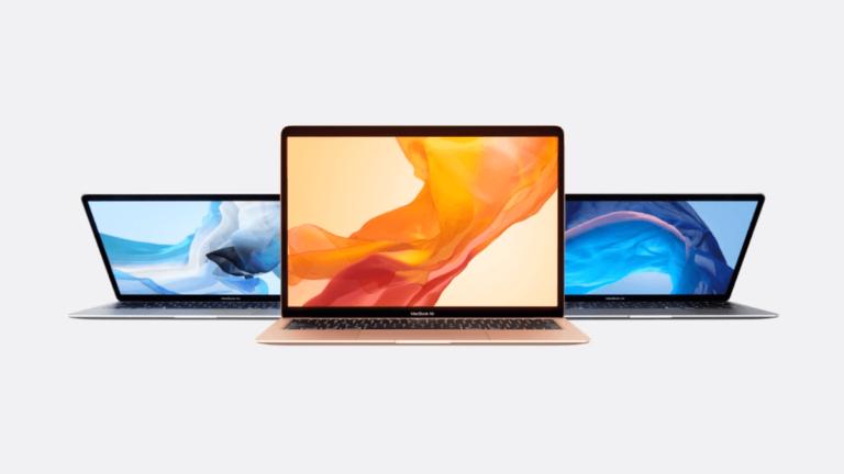 2018モデルのMacBook Airレビュー