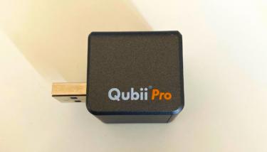 【Qubii Proレビュー】充電するだけでiPhoneのデータをバックアップ!Wi-Fiもパソコンがなくても大丈夫な最強バックアップツールだ!