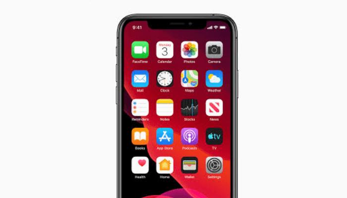 iPhoneでホーム画面に戻る方法
