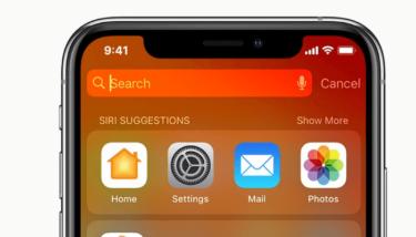 iPhoneでSpotlight(Siriと検索)の使い方!iPhone内のデータを一発検索できるスポットライトを解説