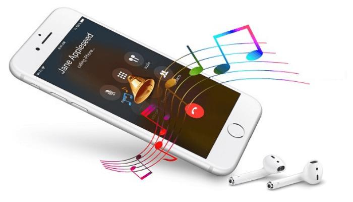 iPhoneの着信音・バイブレーションを設定する方法
