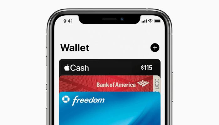 iPhoneでApple payが反応しない