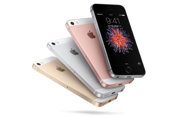 iPhoneSEを充電中に異音がなる